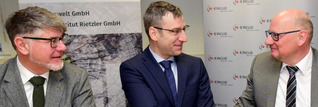 N-ERGIE und Rietzler Gruppe kooperieren