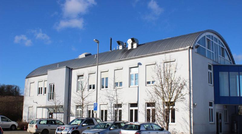 Laborstandort Ansbach Ziegelhütte 3 91522 Ansbach