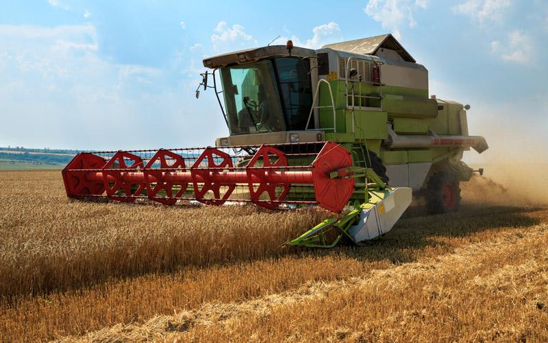 Die Landwirtschaft ist einem starken technologischen Wandel unterworfen.