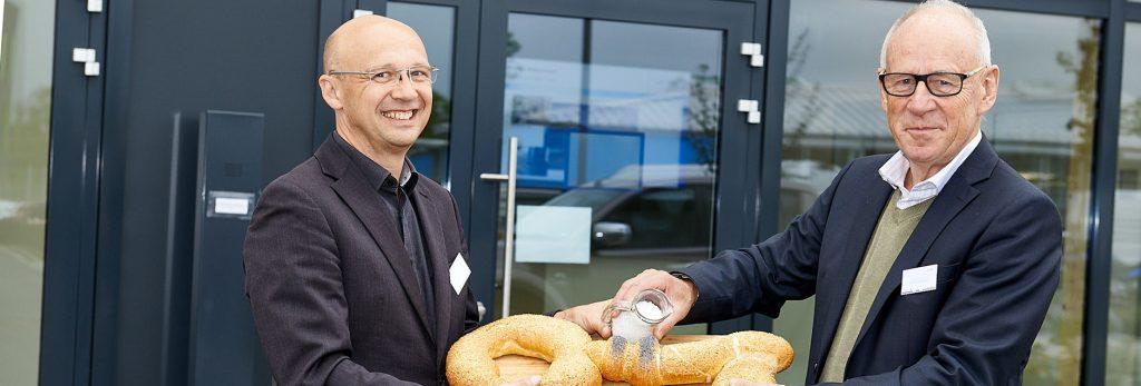 Eröffnung des neuen Firmensitzes: Analytik Institut Rietzler baut Labor in Fürth